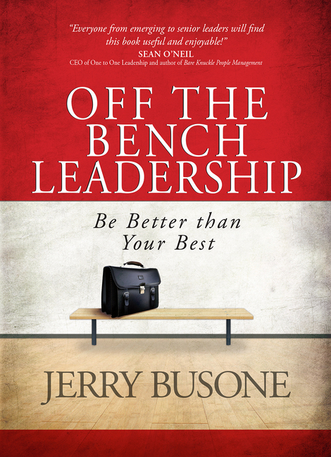 Off the Bench Leadership