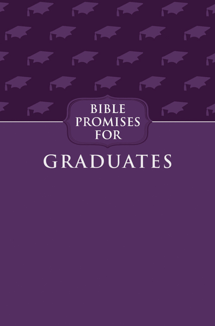 Bible Promises for Graduates (Purple)