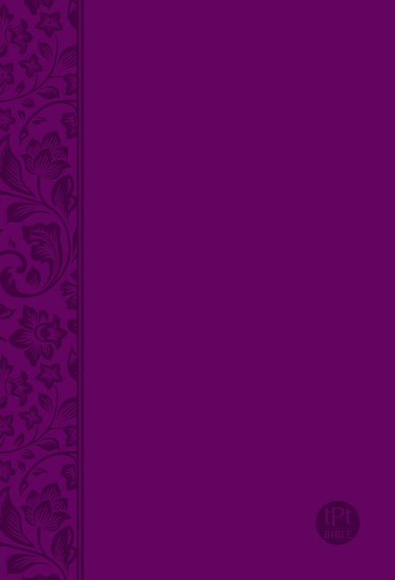 The New Testament with Psalms, Proverbs, and Song of Songs (2nd Edition) Purple