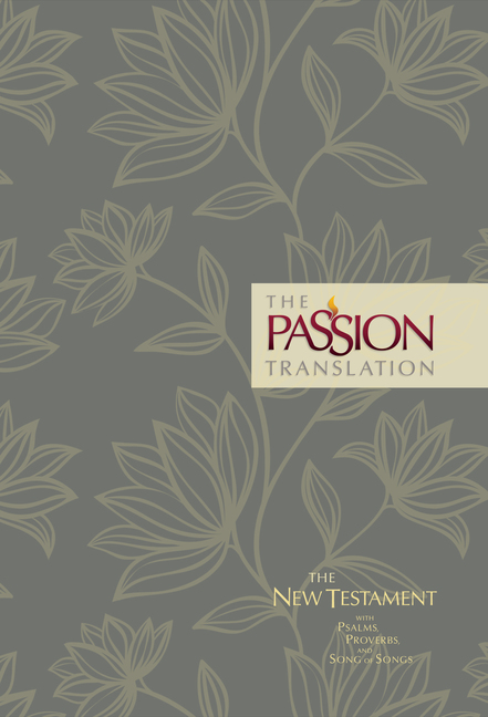 The New Testament with Psalms, Proverbs, and Song of Songs (2nd Edition) HC Floral